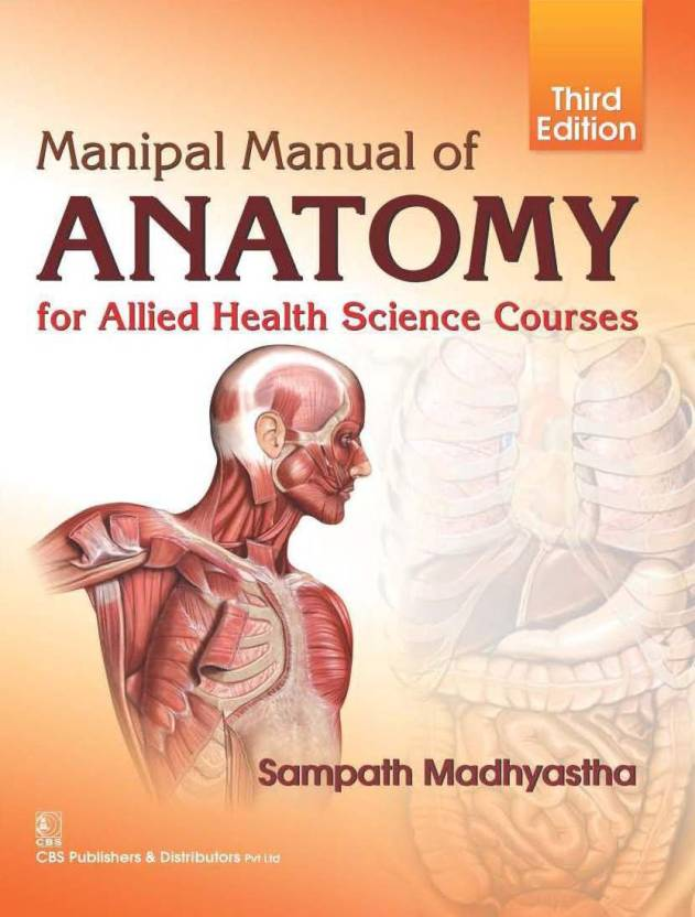 Manipal Manual of Anatomy : For Allied Health Science Courses - Buy ...