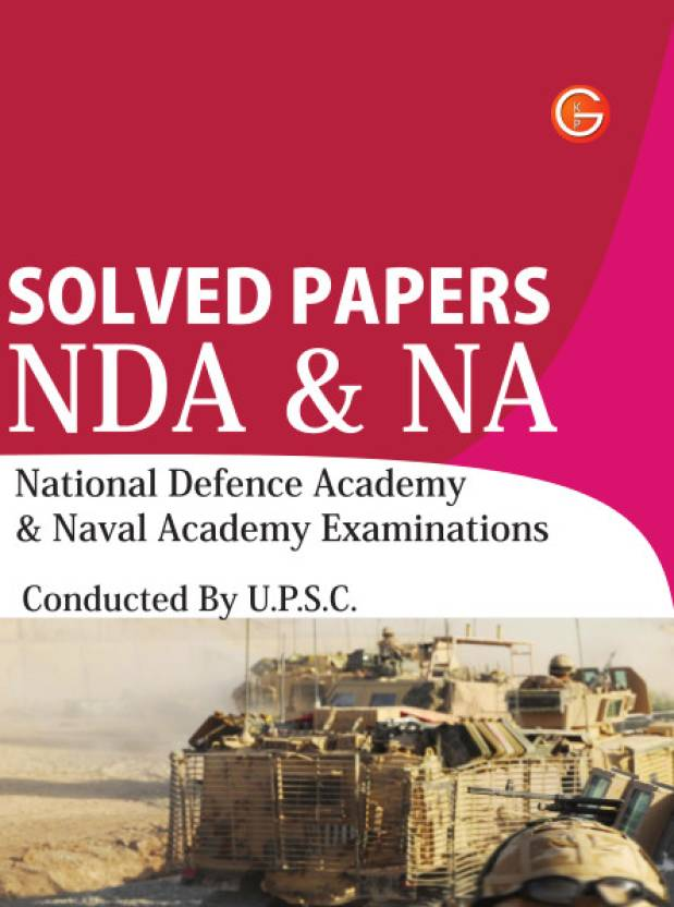 NDA & NA Solved Papers 01 Edition