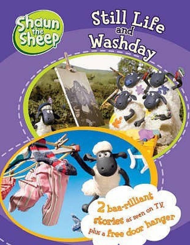 Still Life and Washday (Shaun the Sheep)