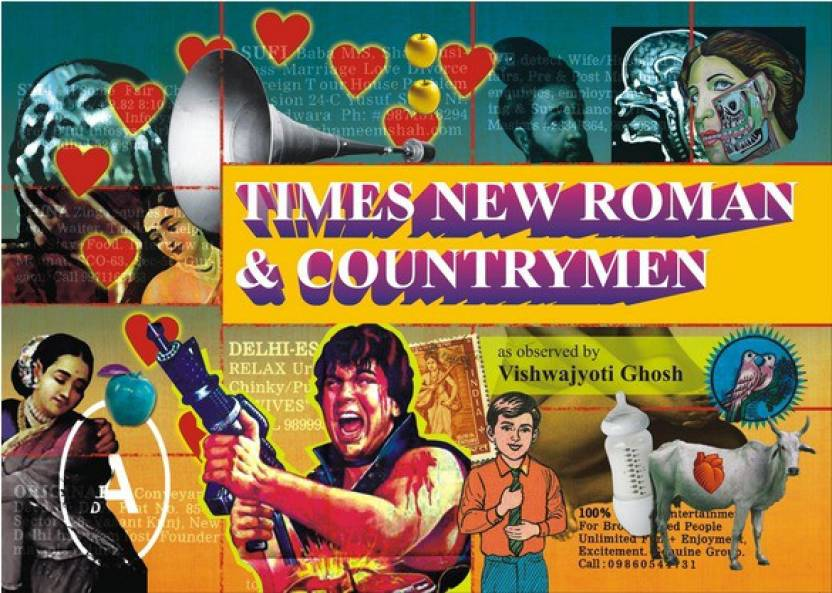 Times new roman & Countrymen-a book of 25 postcards