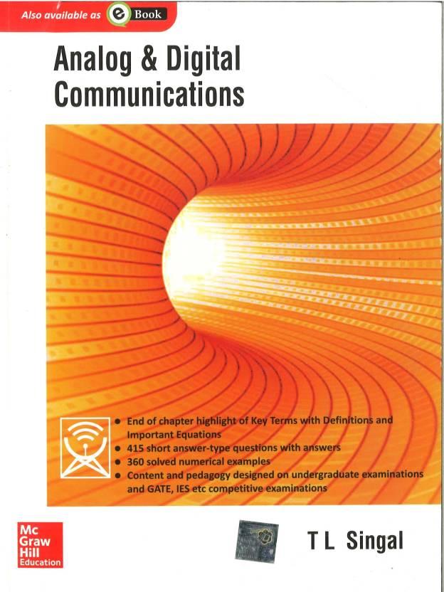 Analog And Digital Communication Buy Analog And Digital