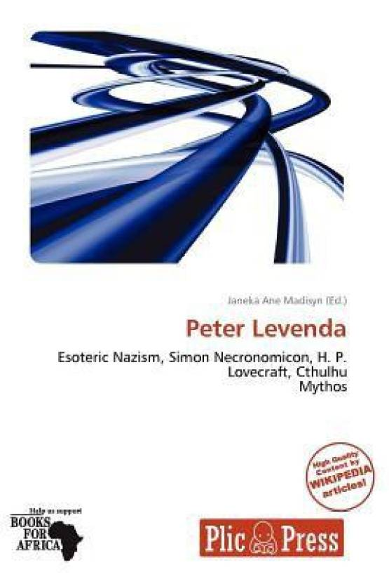 Peter Levenda: Buy Peter Levenda by Janeka Ane Madisyn at