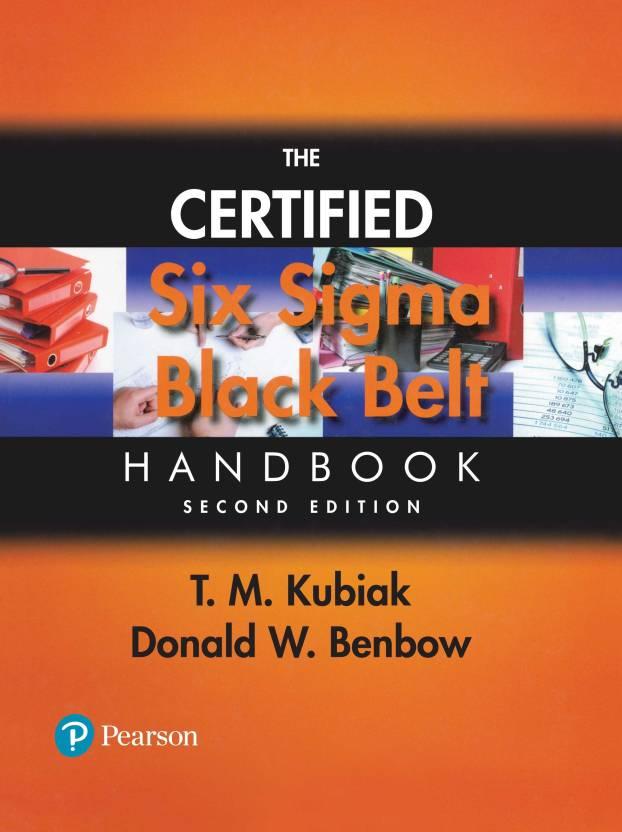 The Certified Six Sigma Black Belt Handbook 2 Edition Buy The