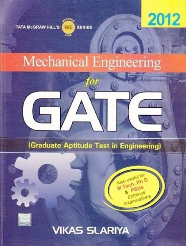 Mechanical Engineering for GATE (Graduate Aptitude Test in