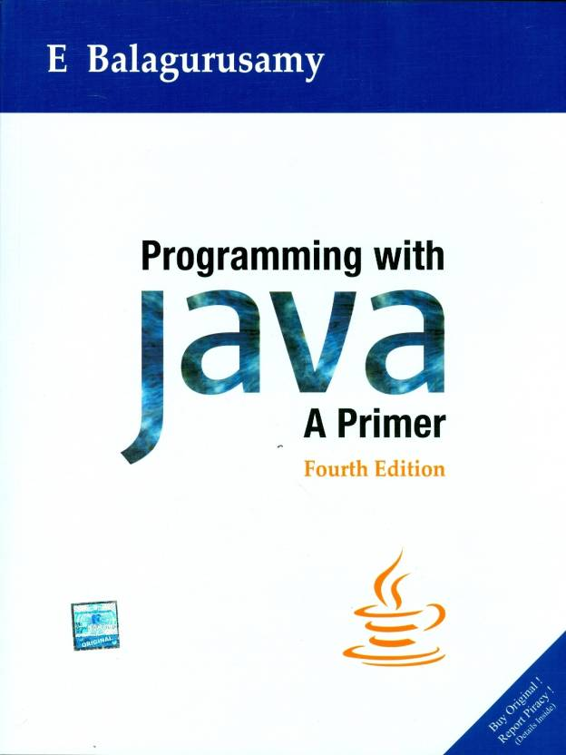 Programming with java a primer 4th ed by e balagurusamyauthor programming with java a primer 4th ed by e balagurusamyauthor english fandeluxe Gallery