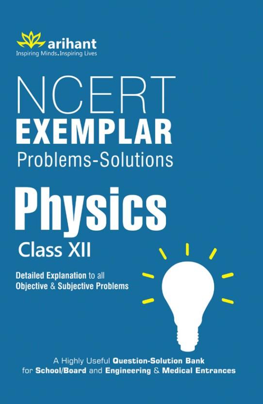 Ncert Class Xii Physics Book