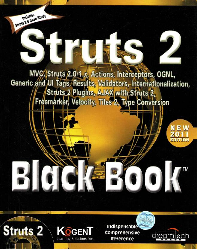 Struts 2 Black Book, 2Nd Ed 2nd Edition