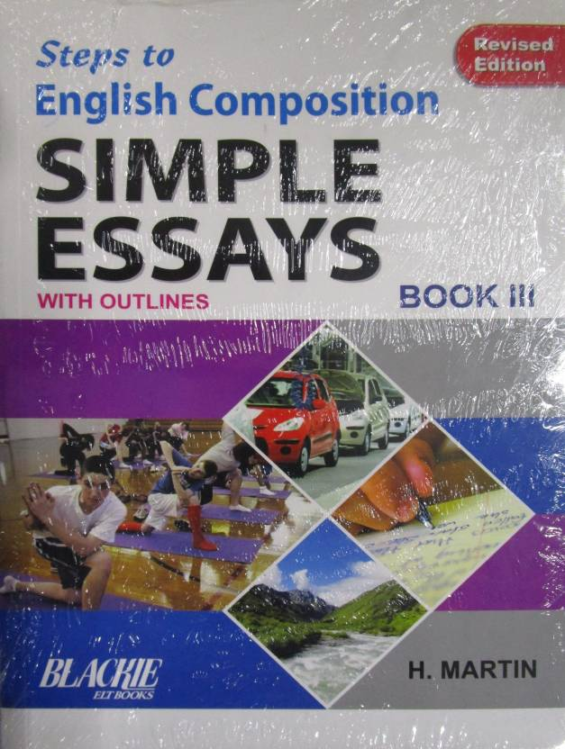 step to english composition simple essays book iii buy step to  step to english composition simple essays book iii english paperback h  martin