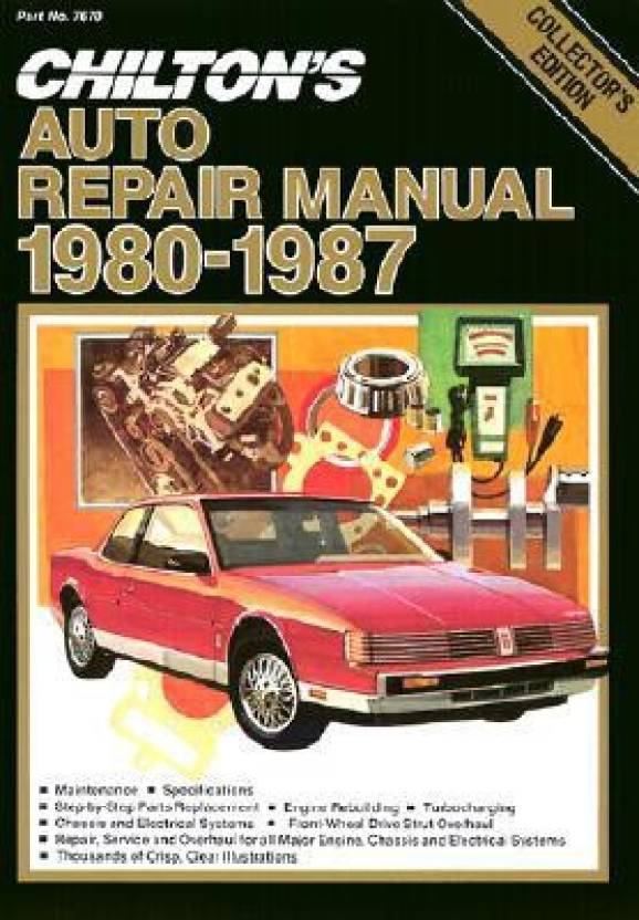 chilton shop manual