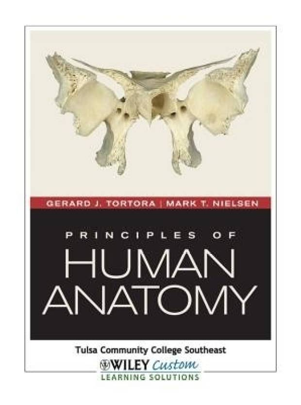 Principles Of Human Anatomy 12th Edition For Tccse Buy Principles