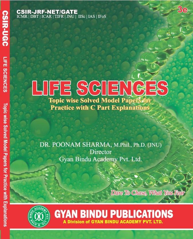 Net books csir pdf science life