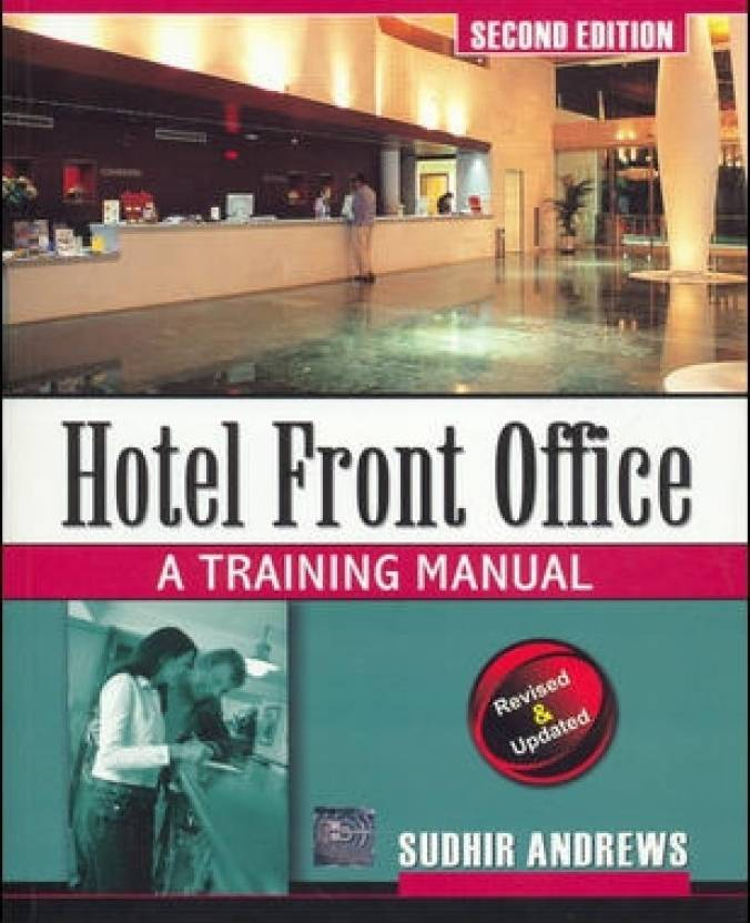 Hotel Front Office : A Training Manual 2nd Edition: Buy