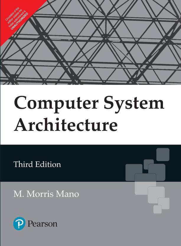 COMPUTER SYSTEM ARCHITECTURE* 3rd  Edition