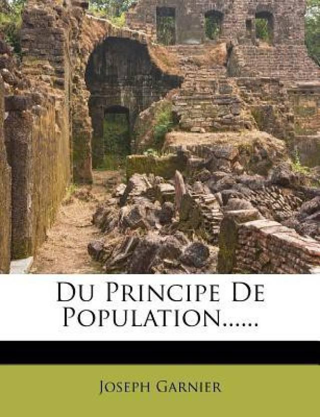 Du Principe De Population......