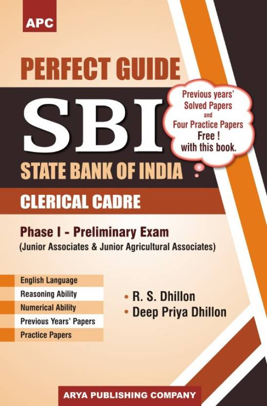Apc Perfect Guide SBI Clerical Cadre
