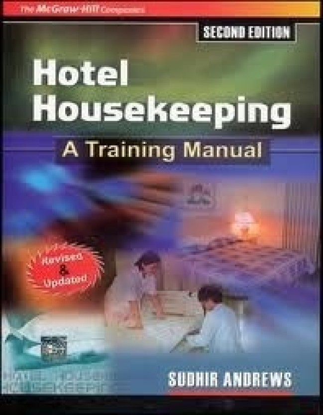 hotel housekeeping a training manual 2nd edition buy hotel rh flipkart com Housekeeping Training 7 Minutes Daily Housekeeping Training
