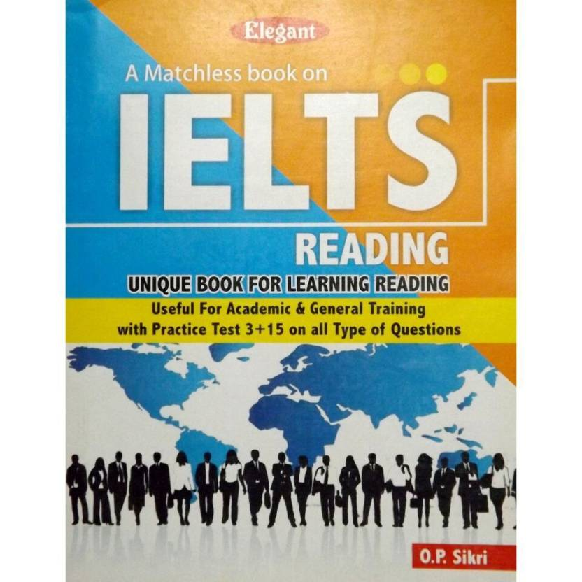 A Matchless Book On IELTS Writing, Reading, Speaking: Buy A