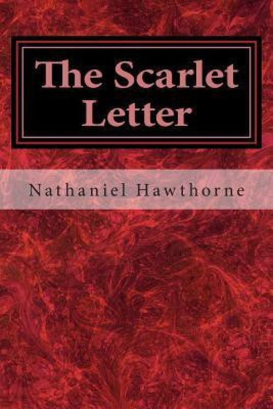 The Scarlet Letter Buy By Hawthorne Nathaniel Original Book Cover