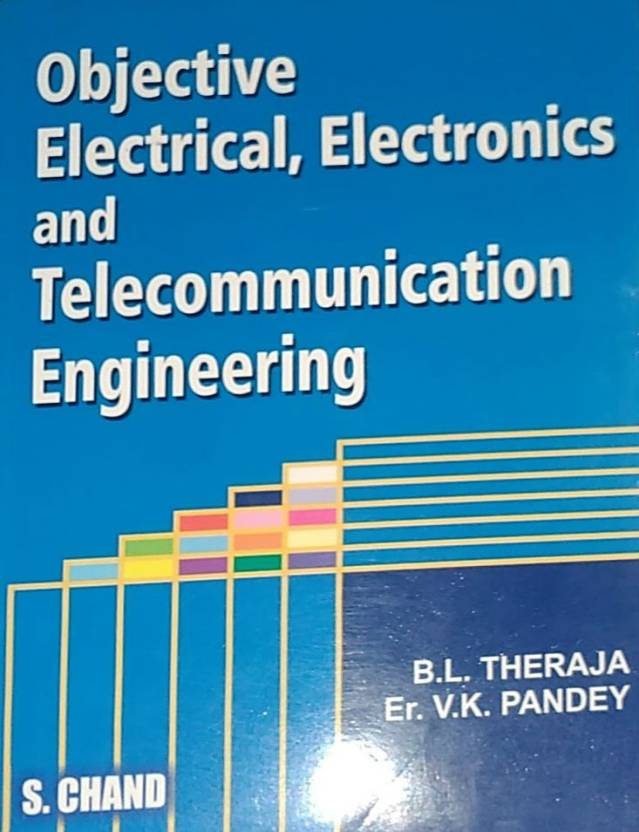 Objective Electrical, Electronics And Telecommunication Engineerin