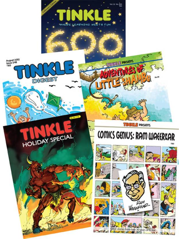 TINKLE 600 COLLECTION