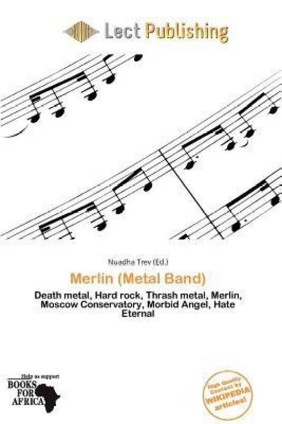 Merlin (Metal Band): Buy Merlin (Metal Band) by at Low Price