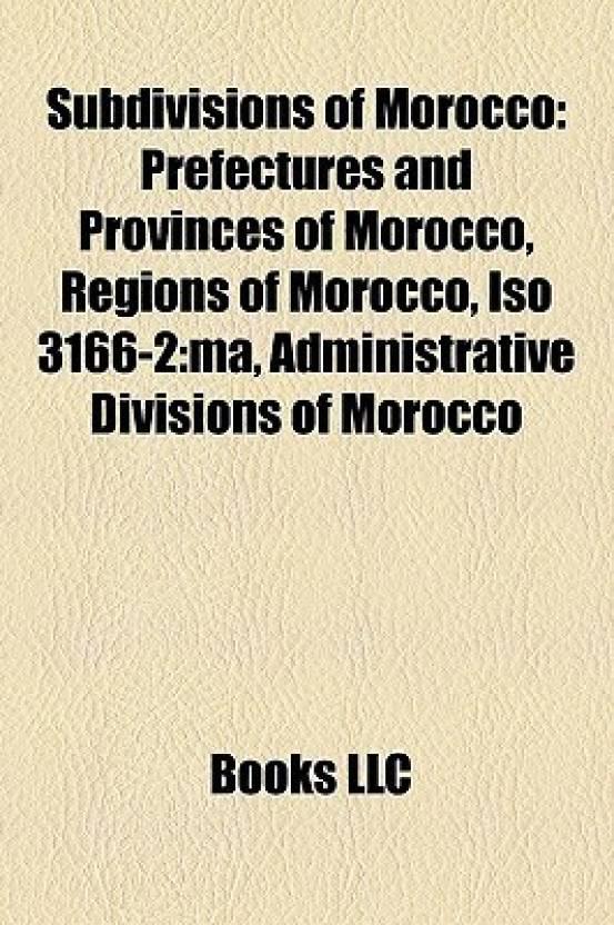 Subdivisions of Morocco: Prefe...