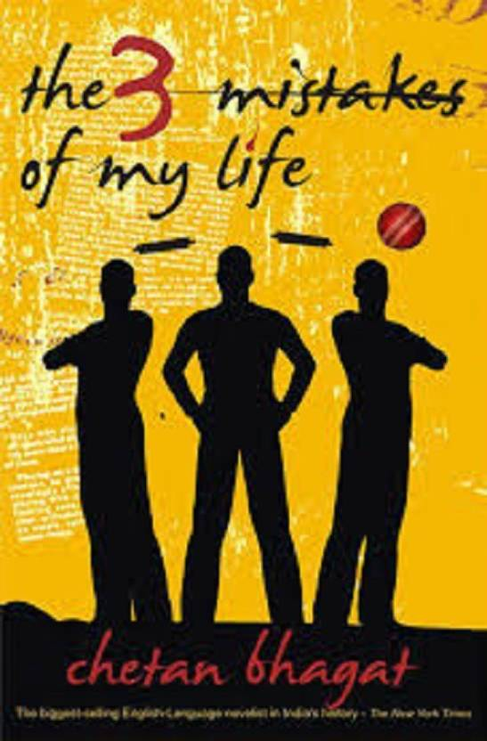The 3 Mistakes of My Life price comparison at Flipkart, Amazon, Crossword, Uread, Bookadda, Landmark, Homeshop18
