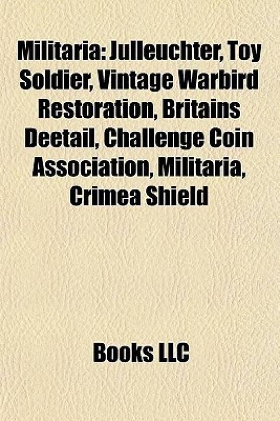 Militaria: Julleuchter, Toy Soldier, Vintage Warbird Restoration