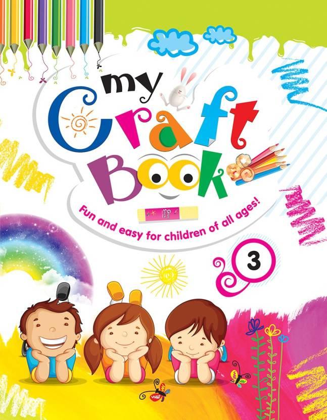 Art Craft Book 3 Pb Buy Art Craft Book 3 Pb By Future Books