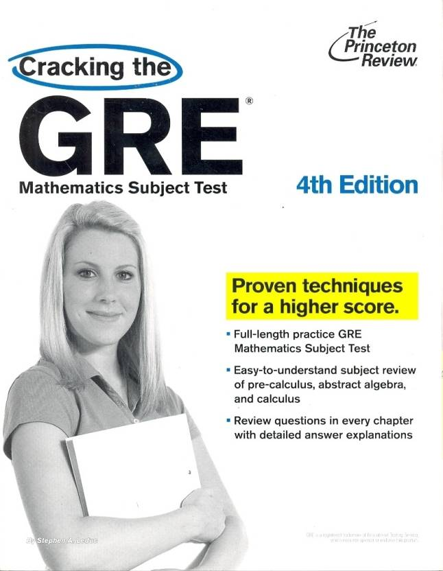 Gre subject test dates in Sydney
