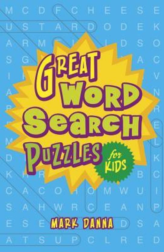 Great Word Search Puzzles for Kids: Buy Great Word Search