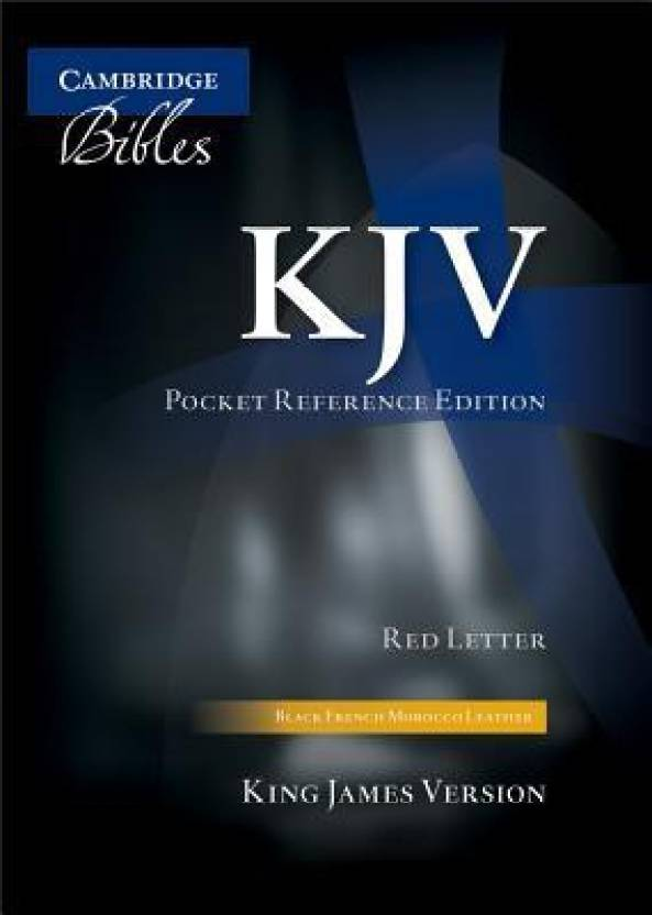 Pocket Reference Bible-KJV: Buy Pocket Reference Bible-KJV by