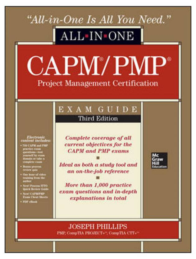 Capmpmp Project Management Certification 3rd Edition Buy Capm