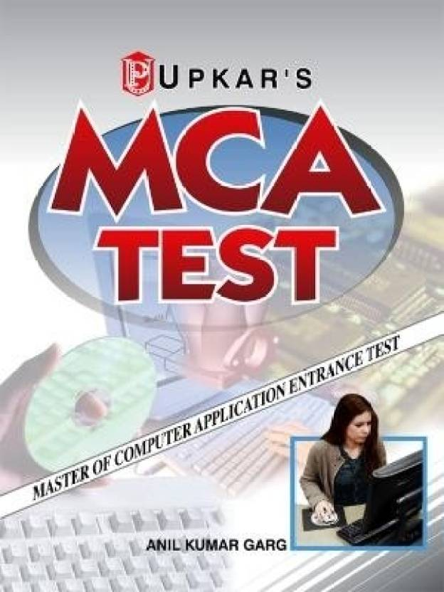 Image result for MCA Test 1st Edition BY Anil Kumar Garg