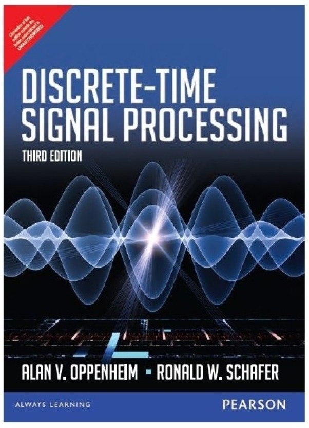 discrete time signal processing 3rd edition solution pdf download