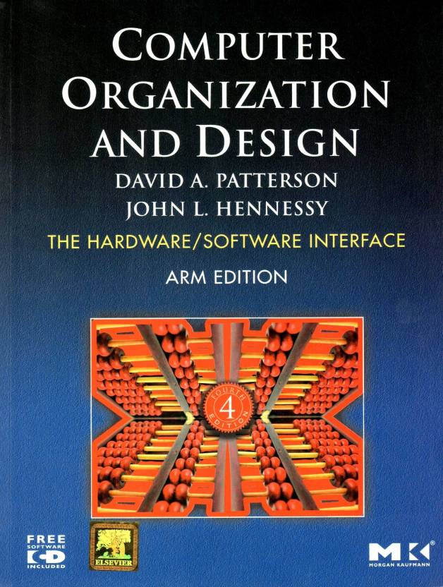Computer Organization and Design : The Hardware/Software Interface 4th  Edition