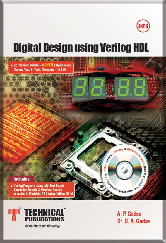 DIGITAL DESIGN USING VERILOG HDL for JNTUH (II Sem-II ECE