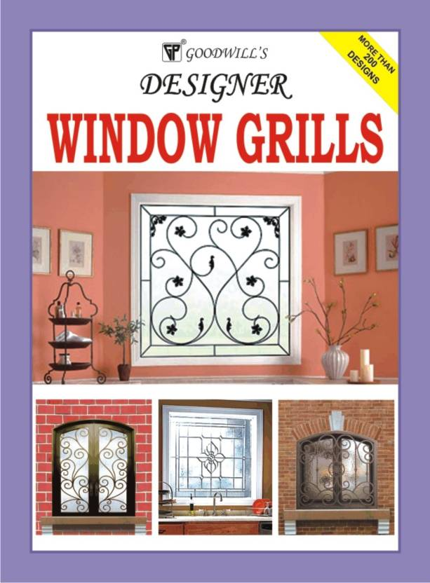 Designer Window Grills, 1/e PB G-474