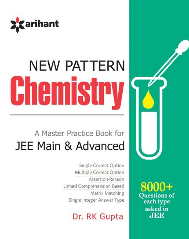 New Pattern IIT JEE CHEMISTRY 12 Edition