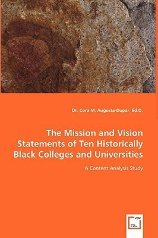 an analysis of the increase in enrollment in historically black colleges and universities