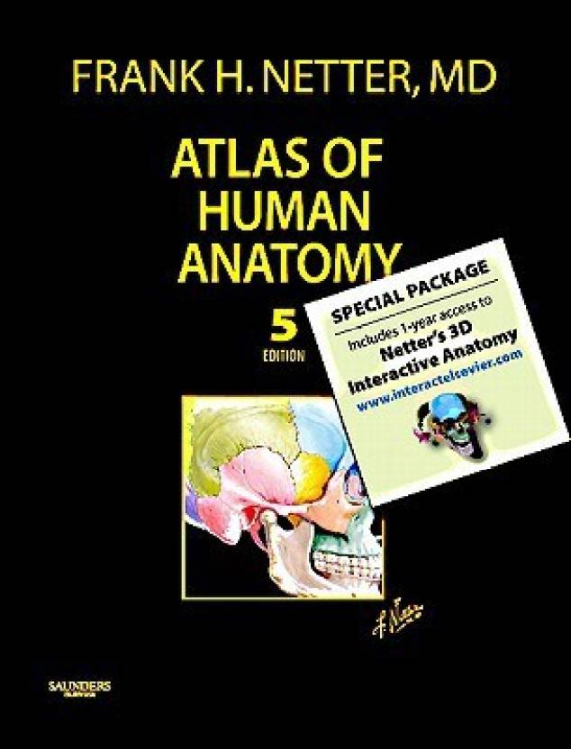 Atlas Of Human Anatomy Professional Edition And Netters 3d