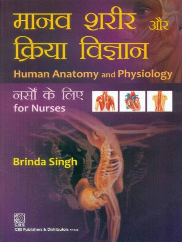 Human Anatomy and Physiology : for Nurses(Hindi): Buy Human Anatomy ...