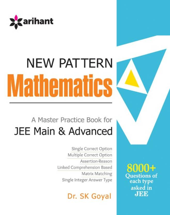New Pattern IIT JEE MATHEMATICS 12 Edition