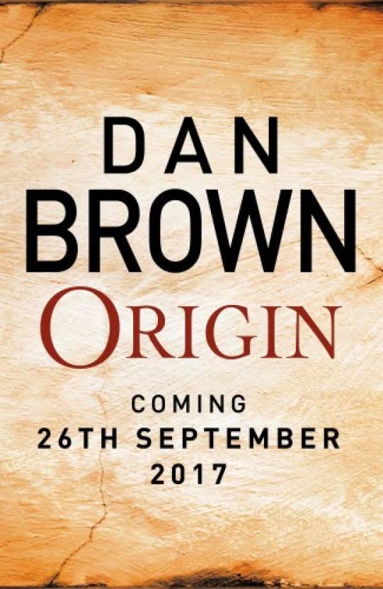 Origin : Number 5 of the Robert Langdon Series