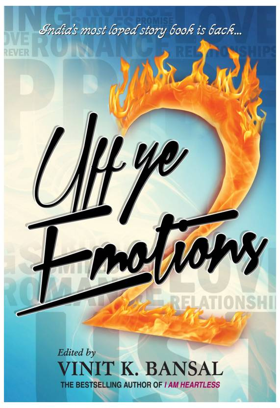 Uff Ye Emotions 2 : A Collection of Award Winning Stories?