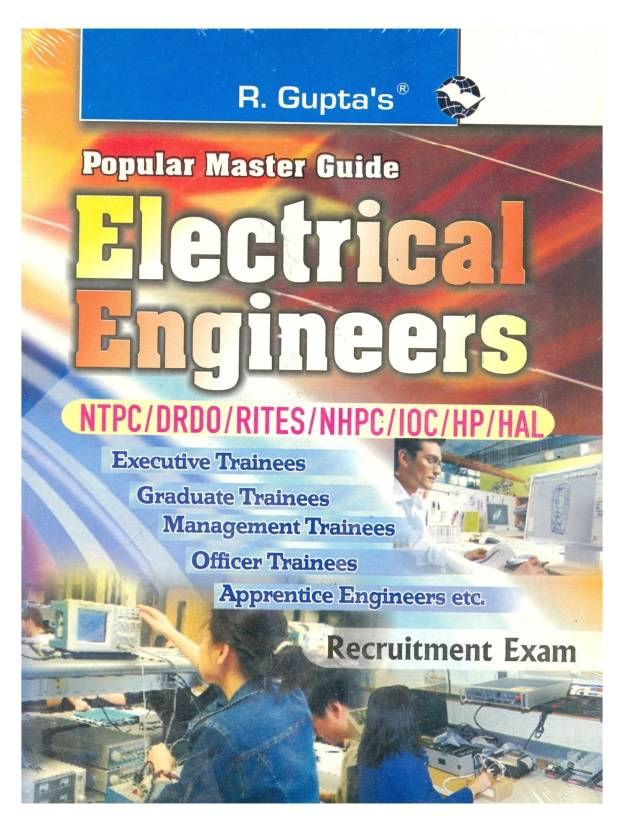 NTPC/NHPC/IOC/HP- Electrical Engg. Guide 1 Edition