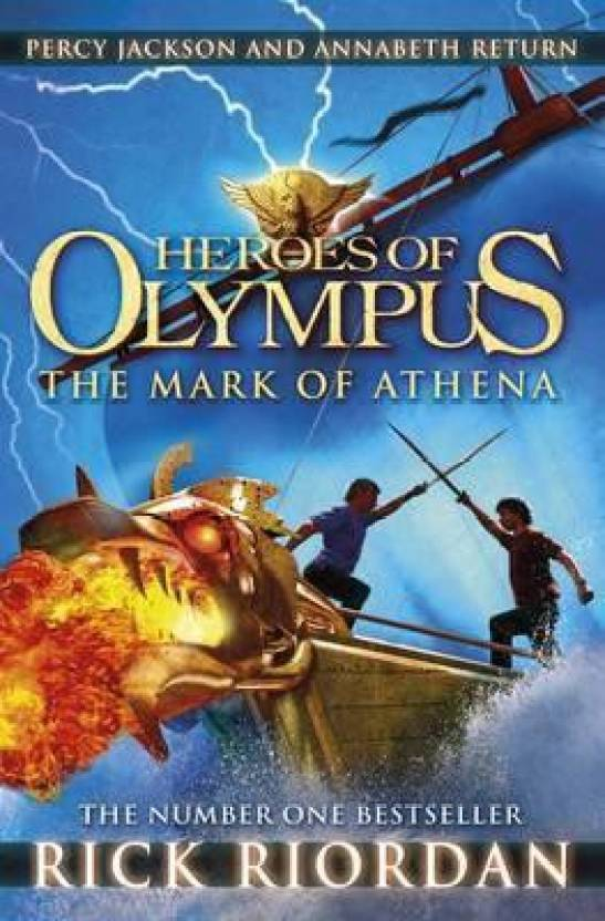 Heroes of Olympus : The Mark of Athena