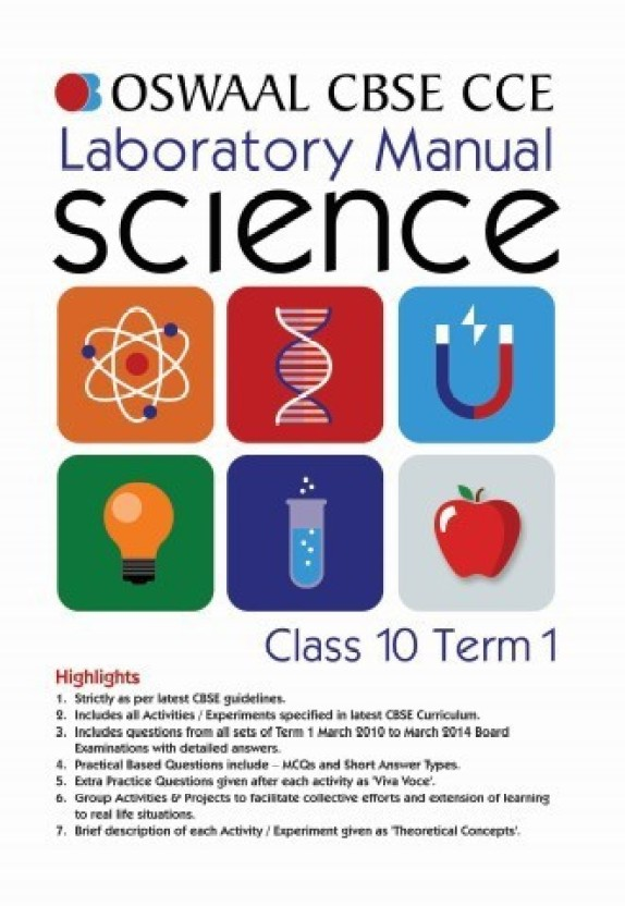 Cbse manual 2015 array oswaal cbse cce laboratory manual for class 10 term i april to sep rh fandeluxe Gallery