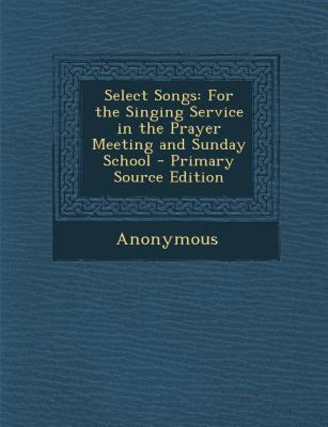 songs for prayer meeting