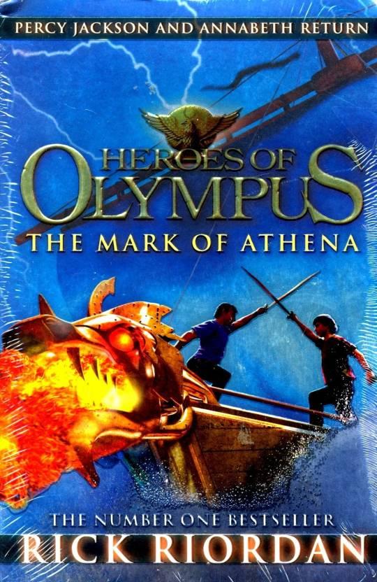 Mark of athena book summary